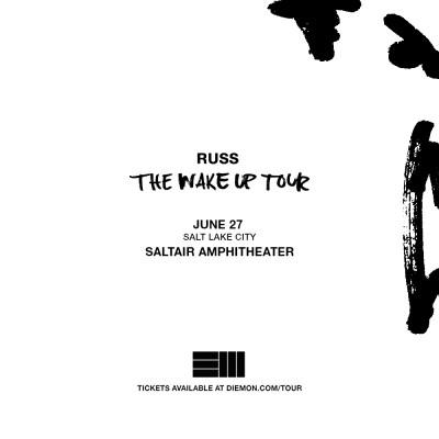 Russ Saltair Tuesday June 27th 2017 At The Complex Salt Lake