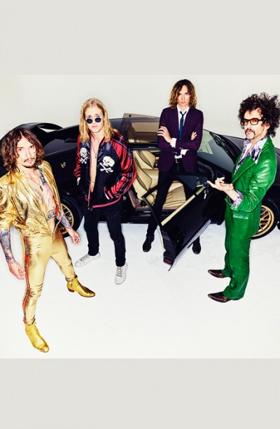 The Darkness - Tour De Prance