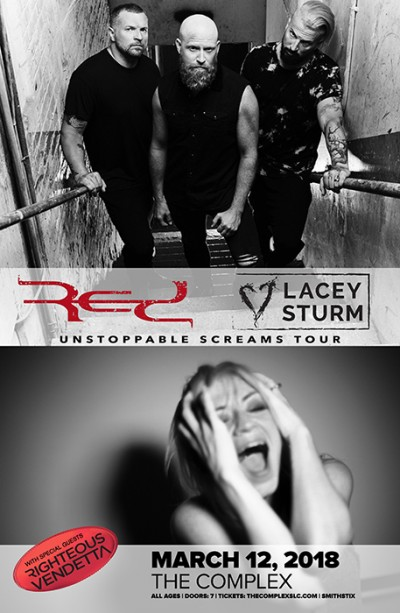 RED + Lacey Sturm