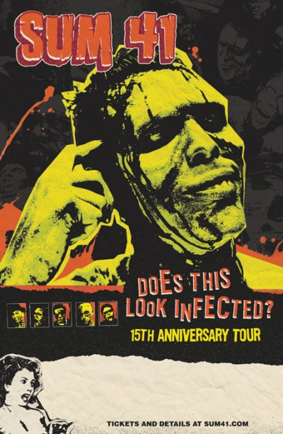 SUM 41 - Infected 15th Anniversary