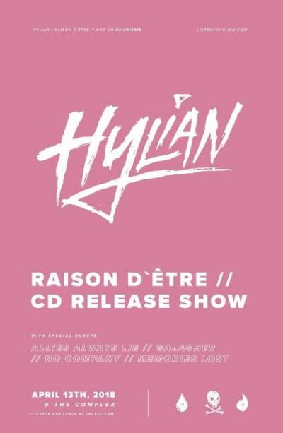 Hylian Album Release