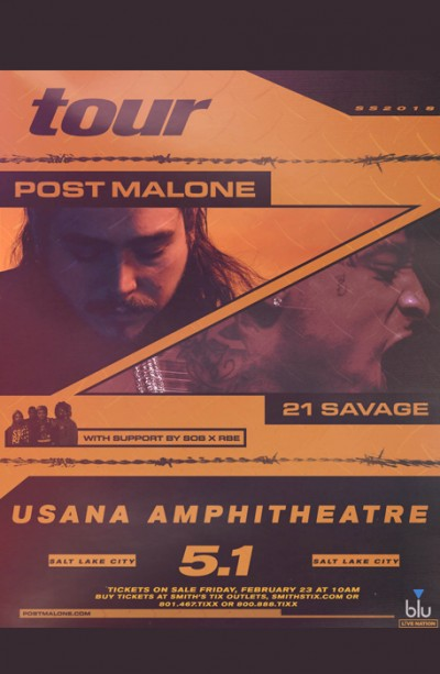 Post Malone + 21 Savage