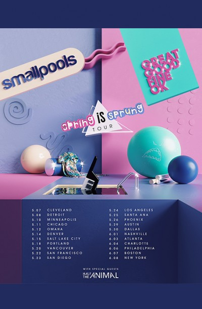 Great Good Fine OK / Smallpools