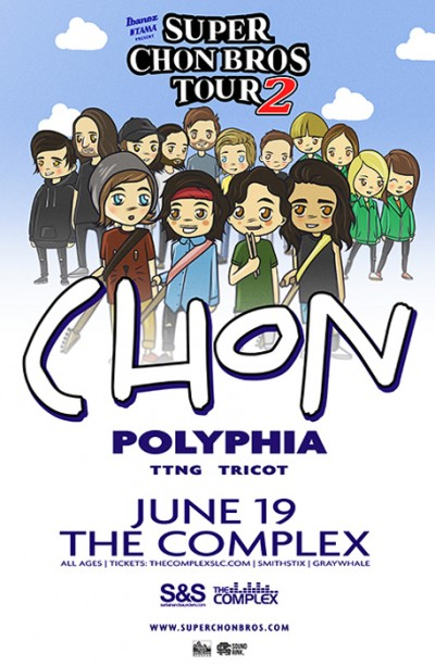 CHON - SUPER CHON BROS 2 TOUR