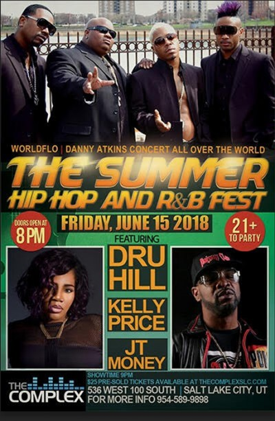 The Summer Hip-Hop and R&B Fest