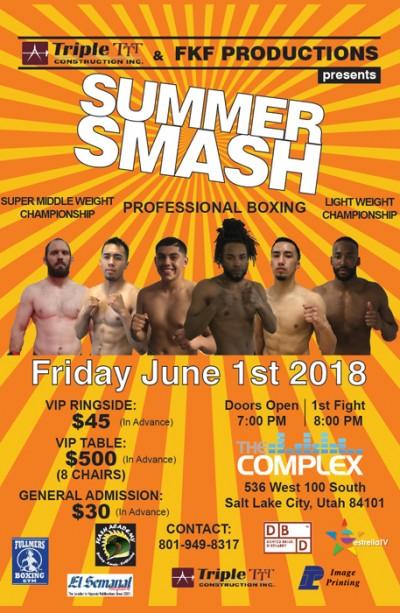 Summer Smash Boxing