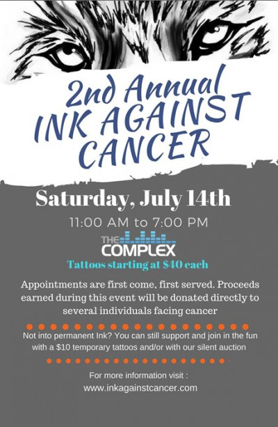 Ink Against Cancer