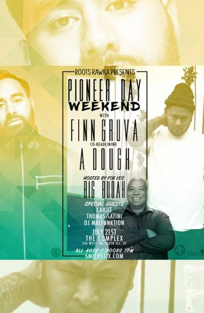 FINN & A Dough Pioneer Weekend