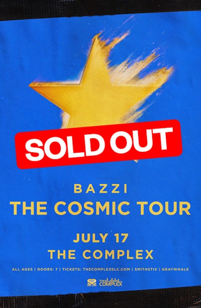 BAZZI - SOLD OUT