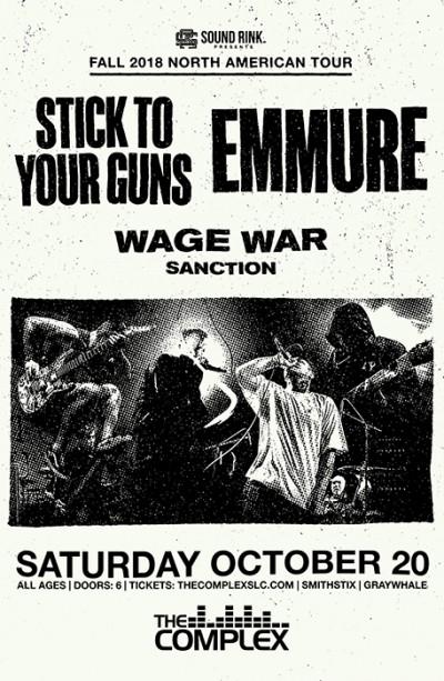Stick To Your Guns & Emmure