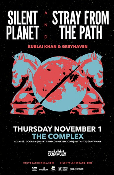 Silent Planet & Stray From The Path