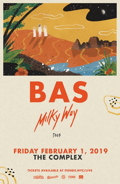 BAS - Milky Way Tour