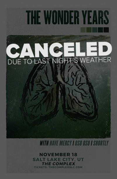 Canceled - The Wonder Years