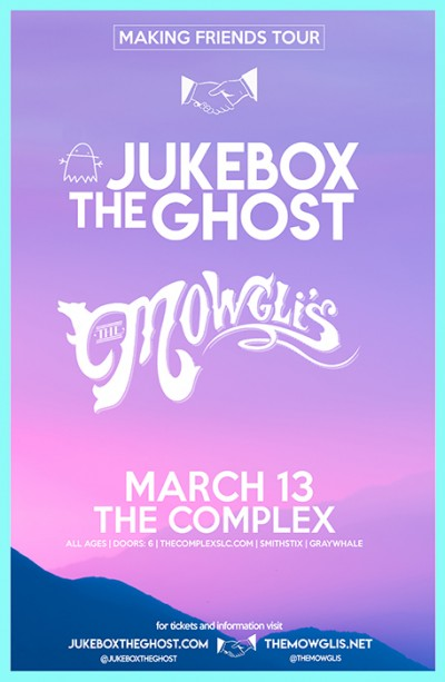 Jukebox The Ghost | The Mowgli's