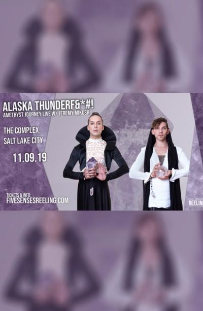 Alaska Thunderfuck - Amethyst Journey Live