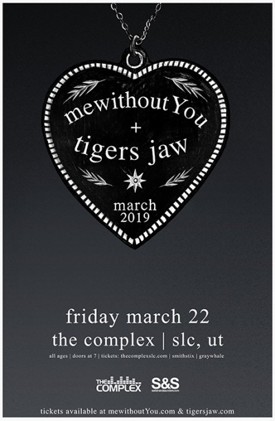 mewithoutYou + Tigers Jaw