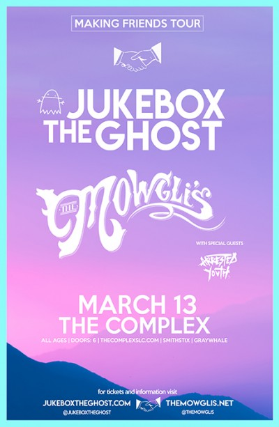 Jukebox The Ghost | The Mowglis