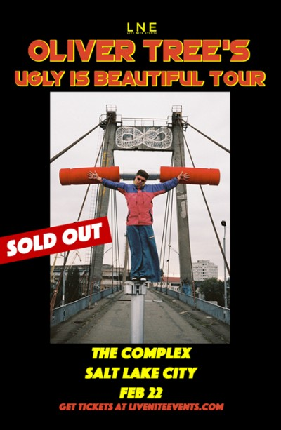 Oliver Tree - SOLD OUT