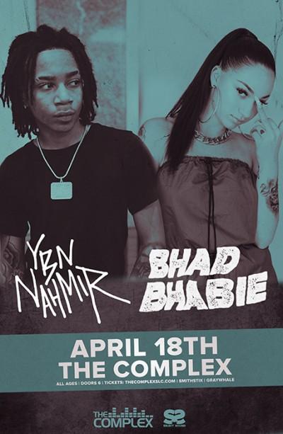 YBN Nahmir & Bhad Bhabie