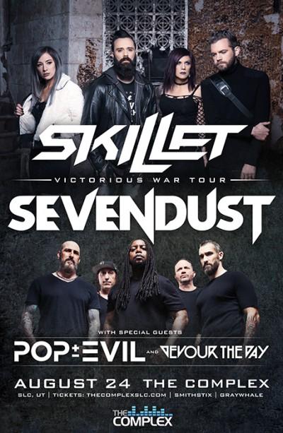Skillet & Sevendust