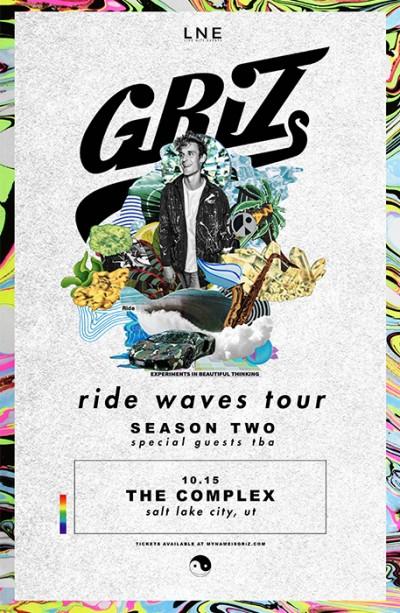 GRiZ - Ride Waves Tour: Season Two