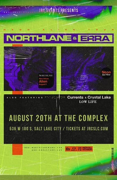 Northlane & Erra