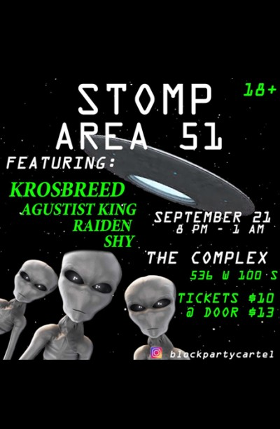 Stomp Area 51