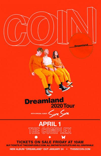 COIN - The Dreamland Tour