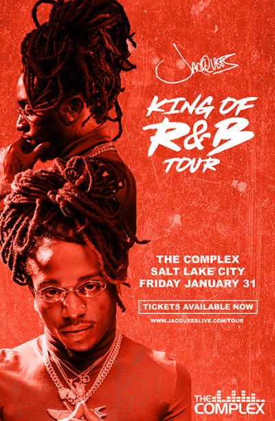 Jacquees: King of R&B Tour
