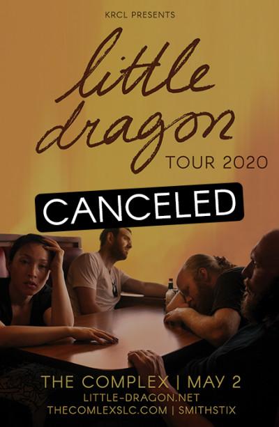 CANCELED - Little Dragon