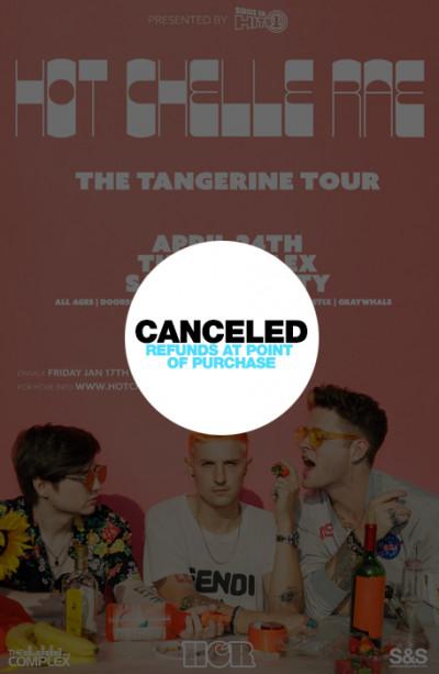 Canceled - Hot Chelle Rae
