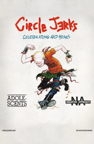 Circle Jerks *New Date