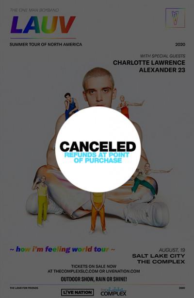 Canceled: LAUV
