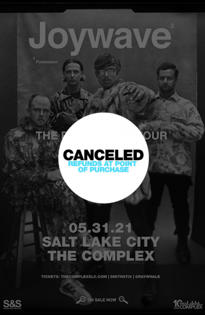 Canceled: Joywave