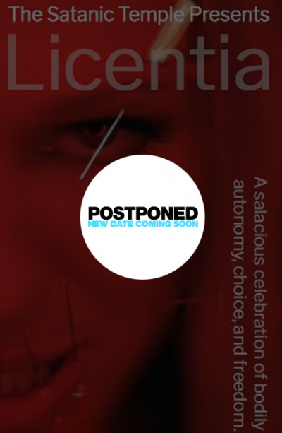 Postponed* Licentia: A Celebration of Bodily Autonomy