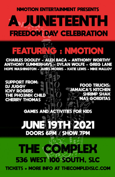 A Juneteenth Freedom Day Celebration