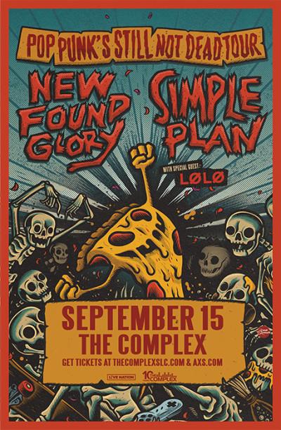 Simple Plan + New Found Glory
