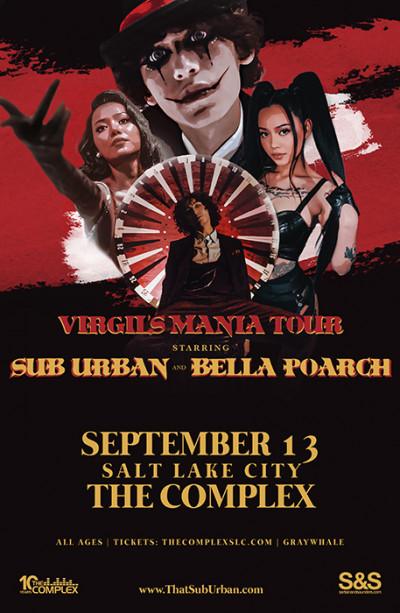 Sub Urban & Bella Poarch