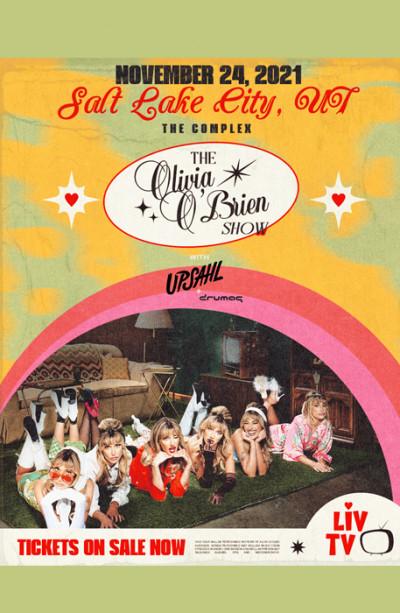 NEW DATE: Olivia O Brien