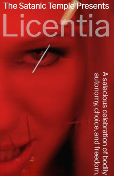 New Date* Licentia: A Celebration of Bodily Autonomy