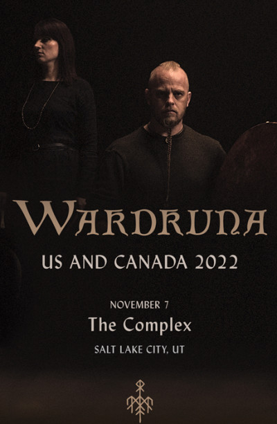 New Date: Wardruna
