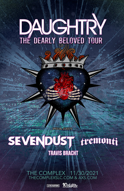 Daughtry: The Dearly Beloved Tour