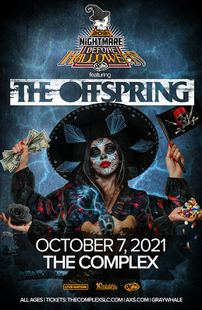 The X96 Nightmare Before Halloween ft. The Offspring