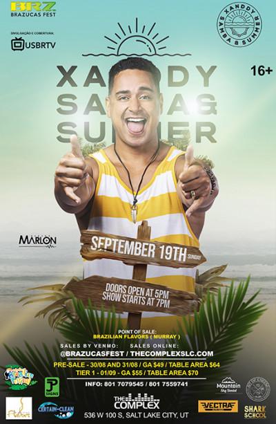 Xanddy Samba Summer