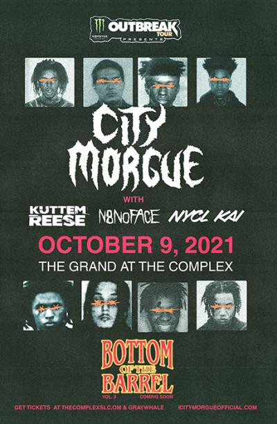 Monster Energy Outbreak Tour Presents: City Morgue